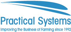 Practical Systems logo